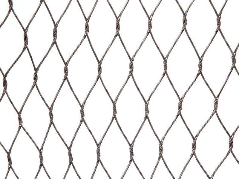Stainless Steel ROPE Mesh 304 /316L materials supplier