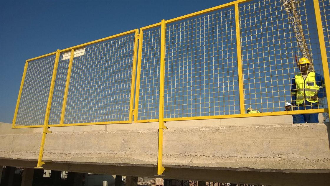 Edge Falling Protection Fence supplier