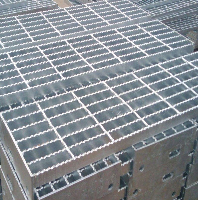 Galvanized Welded Steel Bar Grating supplier