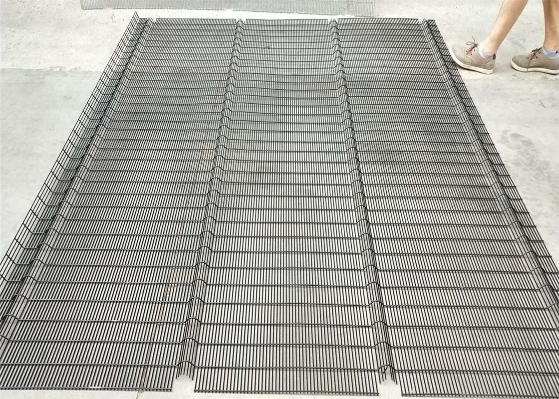 358 Prison Anti-Climb Anti-Cutted Security Fencing Panels supplier
