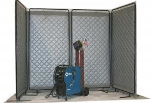 Indoor Portable Noise Screen supplier