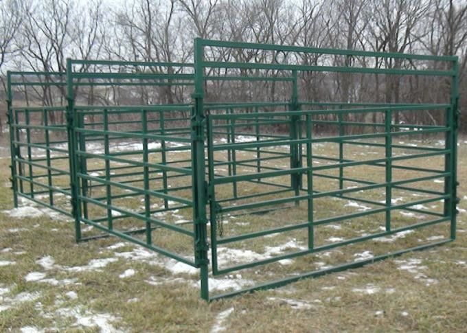 12 FT X 5 FT Horse Corral Fencing supplier