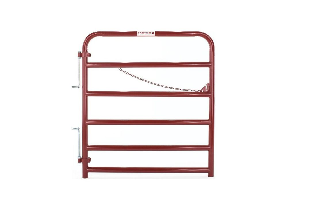 Farm & Ranch / Fencing & Gates/Painted 2 in. Tube Gate, 4 ft.