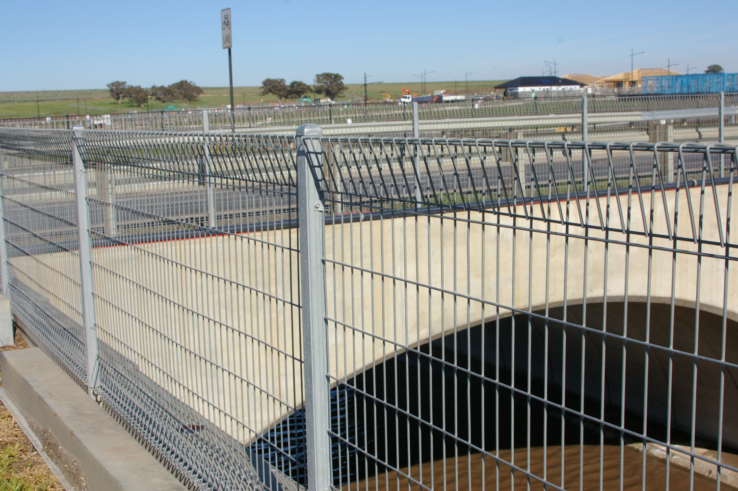 Image Result For Cyclone Fence