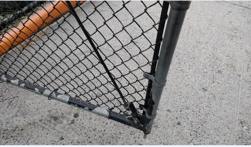 Woven Mesh Chain Link Mesh Fencing 4ft X 100ft Standard