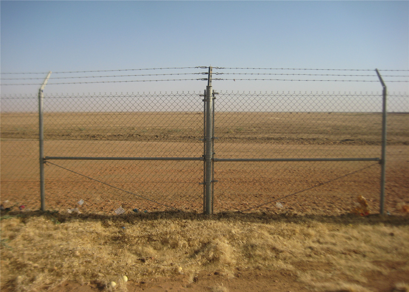 Galvanized Chain Link Fence For Sale Diamond Wire Mesh