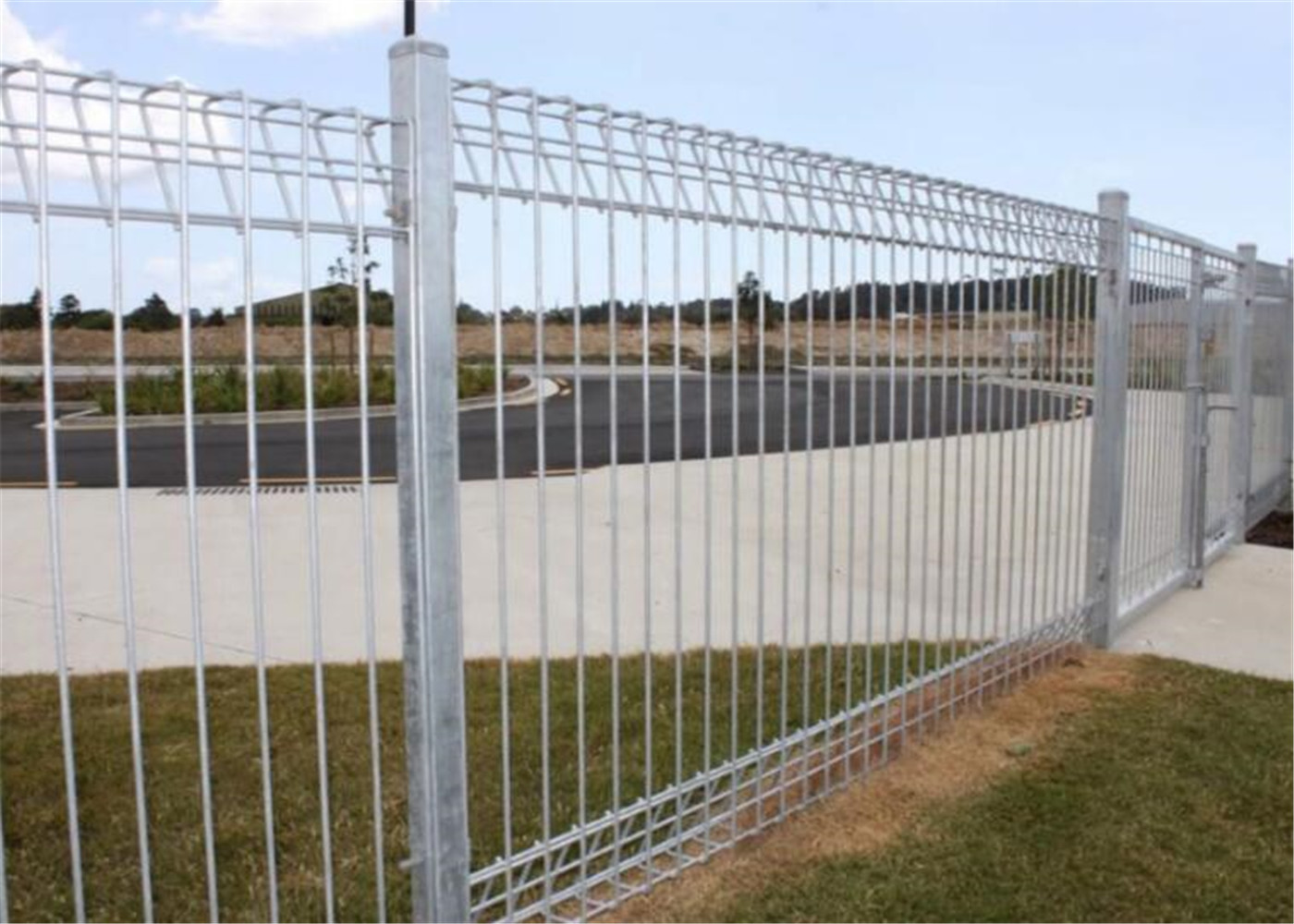 Australian Standard As2423 Roll Top Fencing Brc Fence