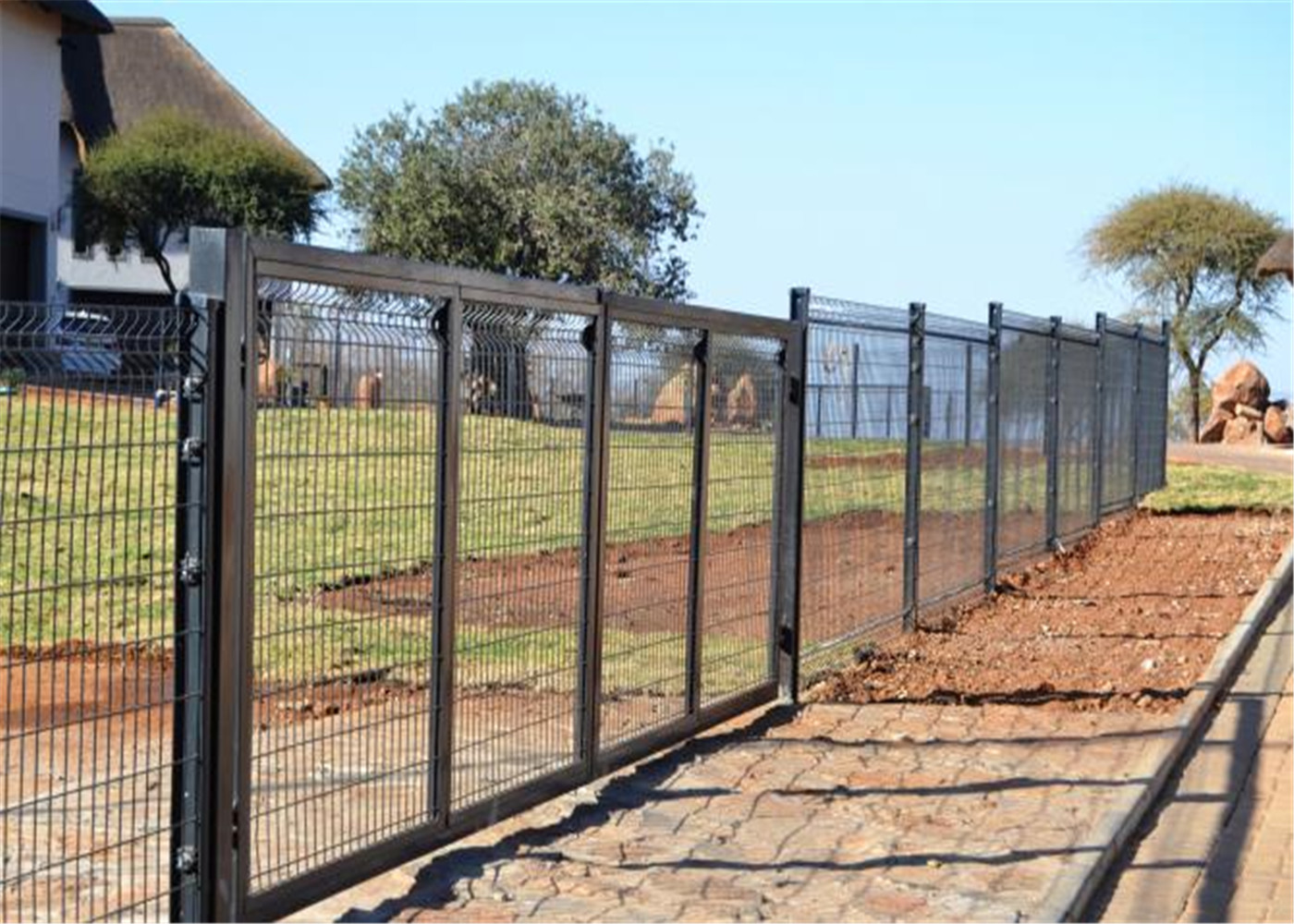 358 security fencing / Military security fence / High ...