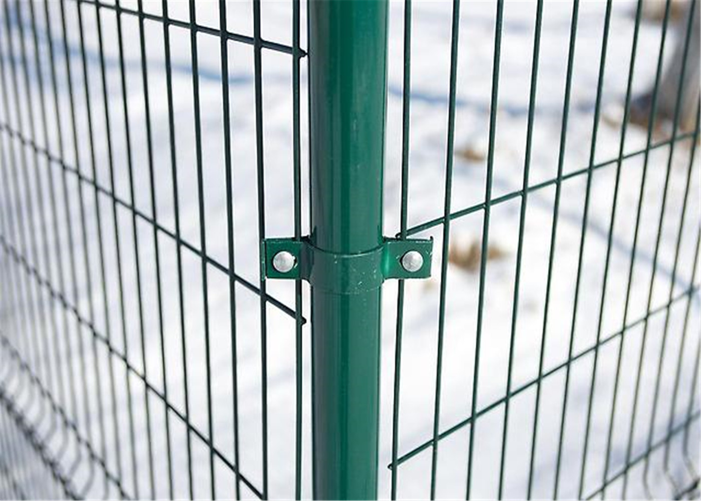 High Quality Galvanized Pvc Coated Welded Wire Mesh Fence