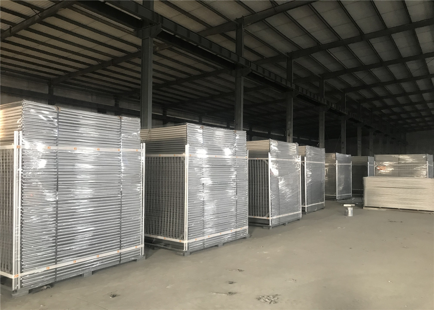 Temporary Construction Fencing New Zealand 2 1m X 2 4m Od