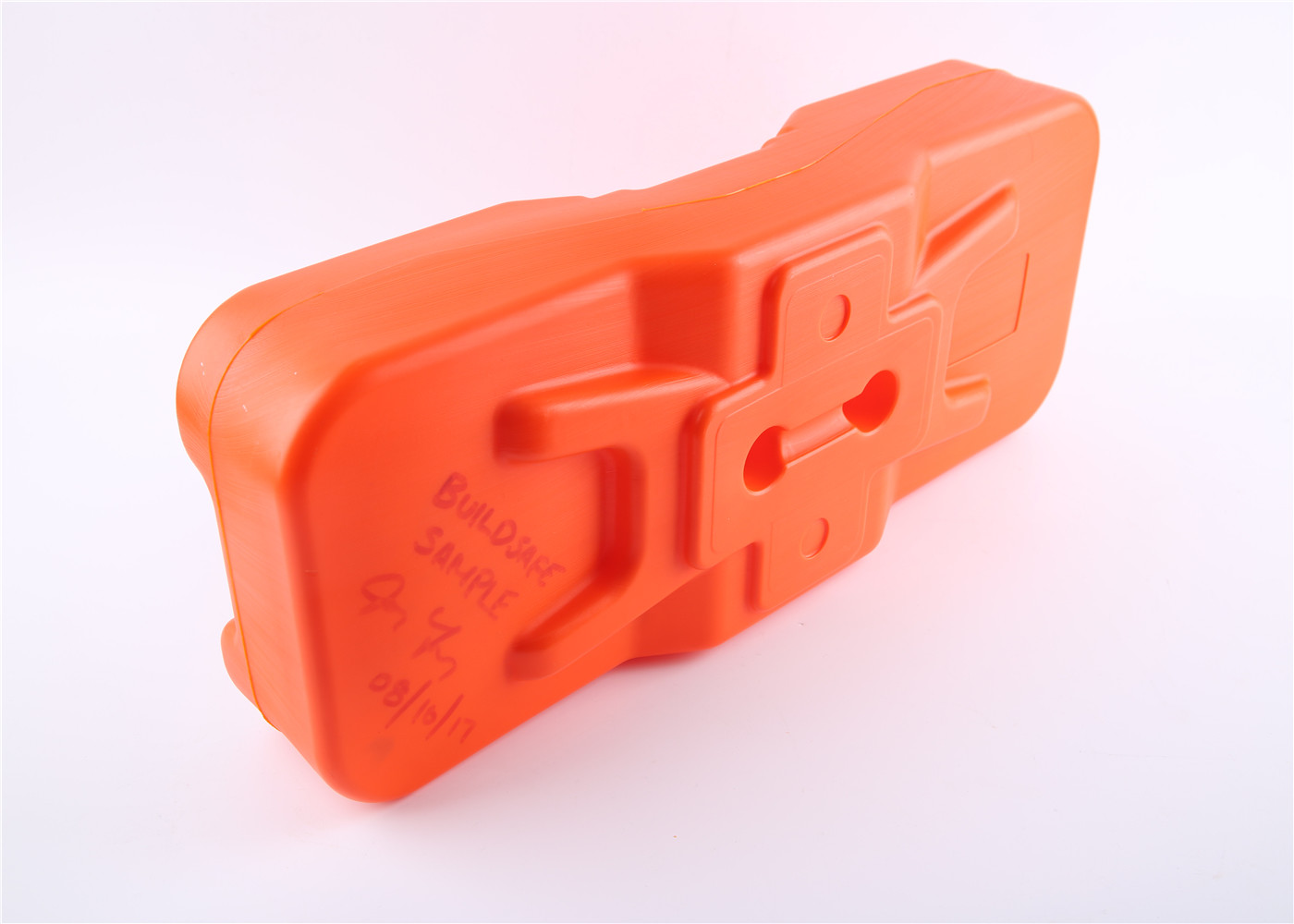 620mm X 230mm X 130mm Parallel Hole Temporary Fence Hdpe