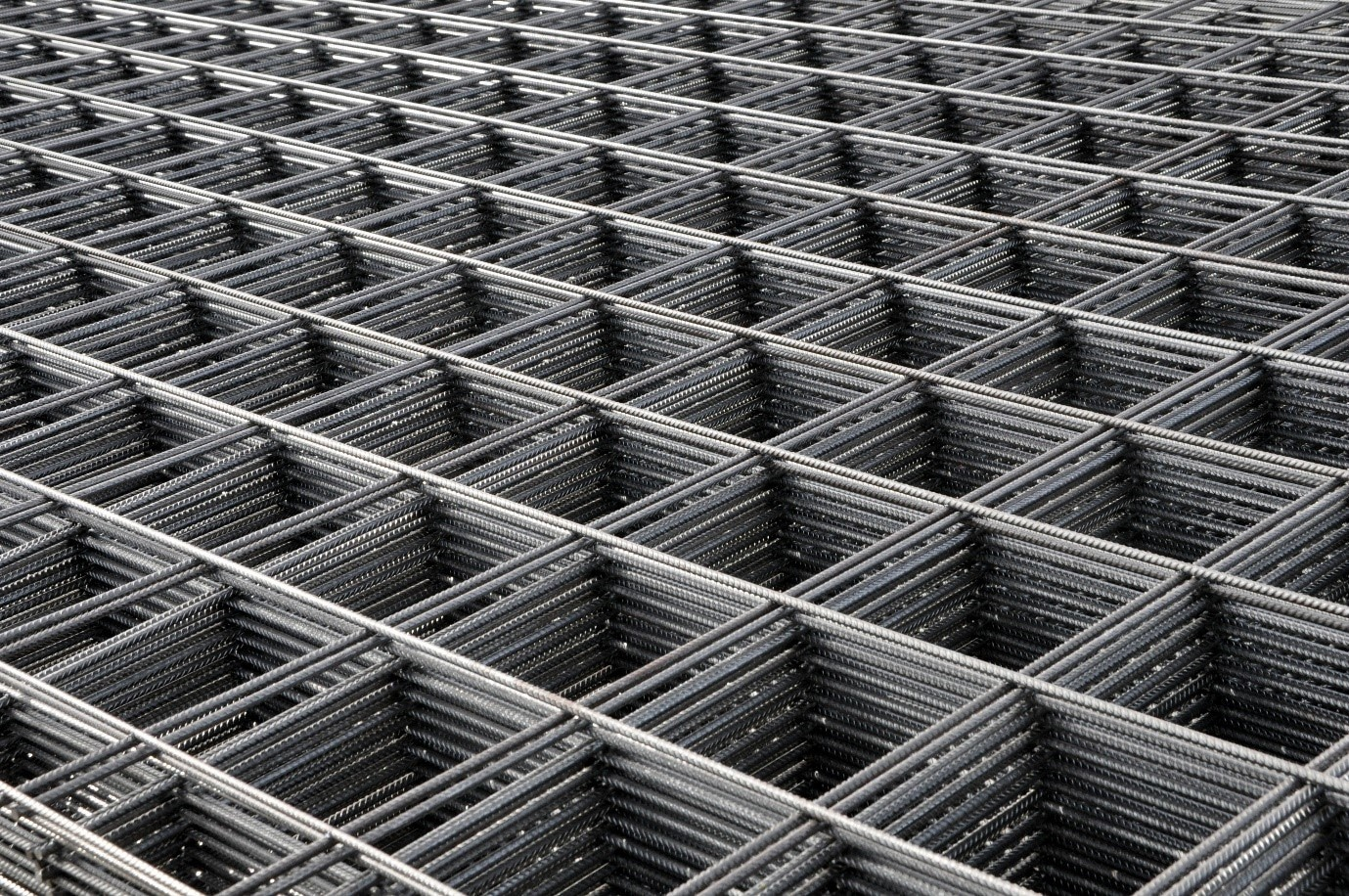 As4671 Ribbed Square Wire Mesh Concrete