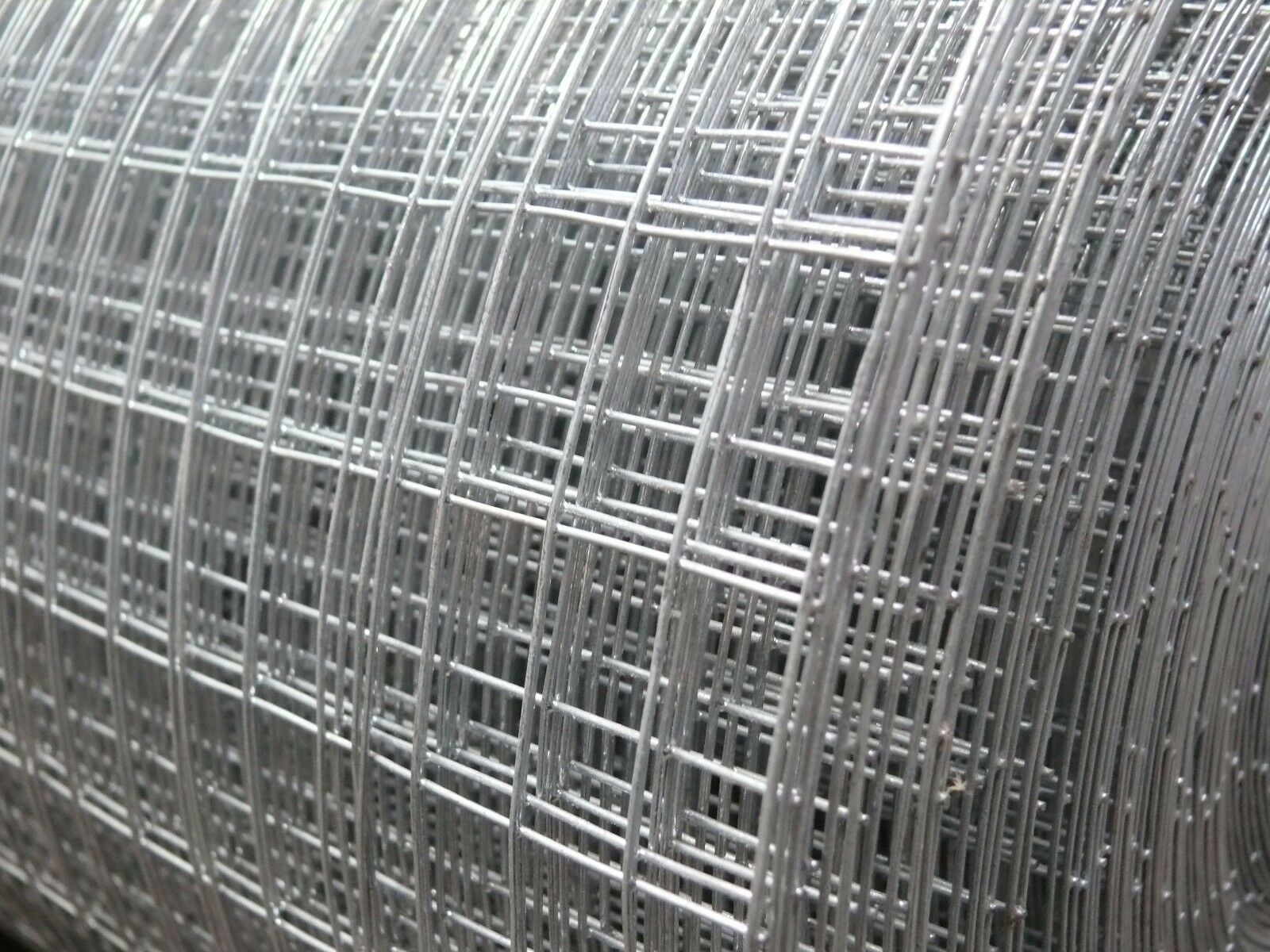 1 X1 Galvanized Welded Wire Fence Panels