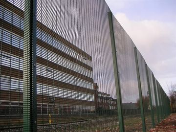358 Security Fence Wall,Highest Security For Prison ,Prison Mesh System Invisible High Security Wire Wall Anti Cut Climb