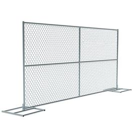 6' x 12' and 8' x 10' Temporary Fence for Sale
