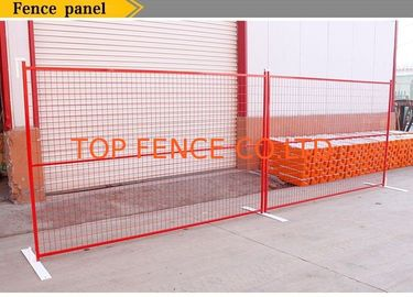 Construction Temp  Fence panels weld mesh 1800mm x 2900mm width