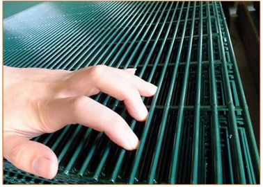 358 Mesh Fence Hot Dipped Galvanized Powder Coated