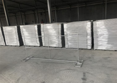 Delivering to You Backyard Chain Link Temporary Fencing 6'x10' 1.625'/41.2mm tube wall thick