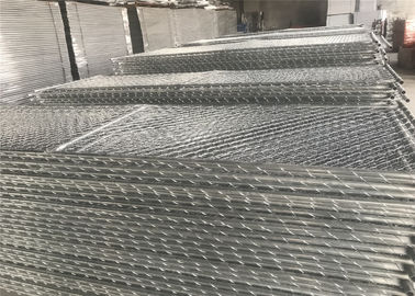 6'/1830mm'x10'/3048mm chain link fence pnaels tube 41.2mm wall thick 2.00mm mesh 60mm x 60mm diameter 2.7mm