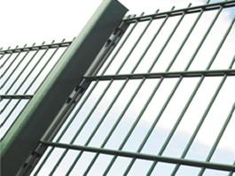 1630mm x 2500mm twin wire fence 868mm high rigidity fence panels Mesh 50mm x 200mm