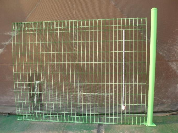 Roll top fence/BRC Mesh fence/Victorian Fence