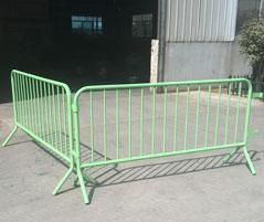 New Smart Hook Design Crowd Control Barriers, New Hook Design anti-Push Crowd Control Barriers