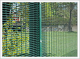 12.7MM X 76.2MM 358 High-Security Wire Fence
