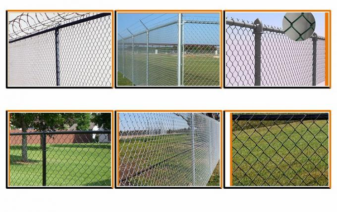 China anping Jiawang good price used chain link fence for sale(direct factory)