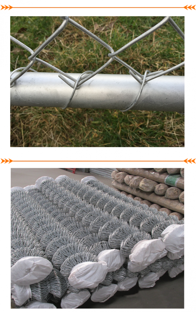 Hot sale used chain link fence for sale,galvanized chain link fence, wholesale used chain link fence