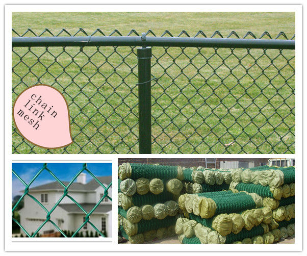 custom facrication of hurrican fencing chain link fence