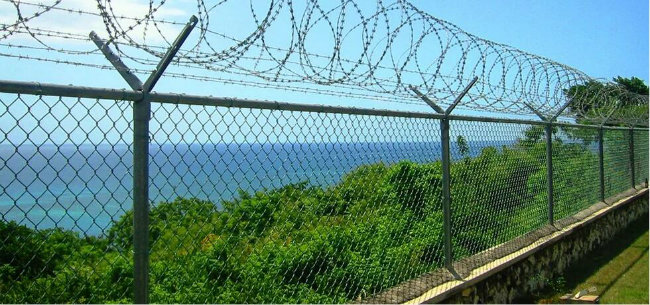Chain Link Fence Wire Mesh Fencing