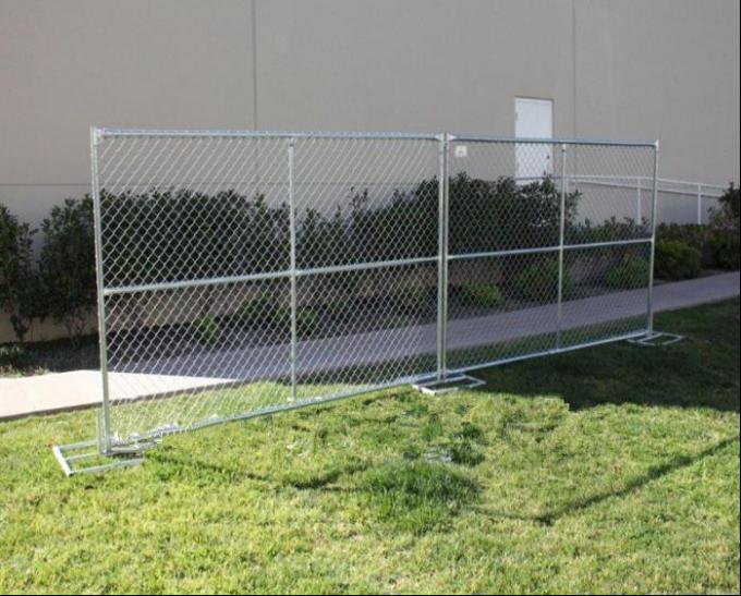 Chain Link Temporary Wire Mesh Fence