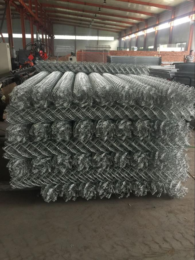 6x10ft hot dip galvanized construction site temporary fencing