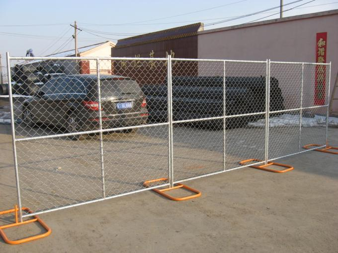 Panels for Construction Security Chain Link Temporary Fence