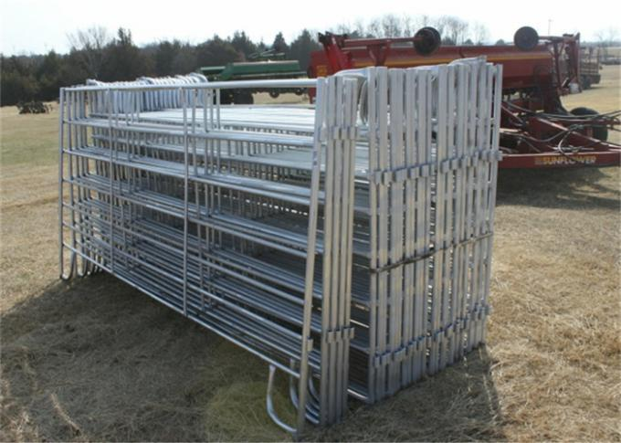 Hot dip galvanized farm gate fence / horse gate / livestock fence for sale