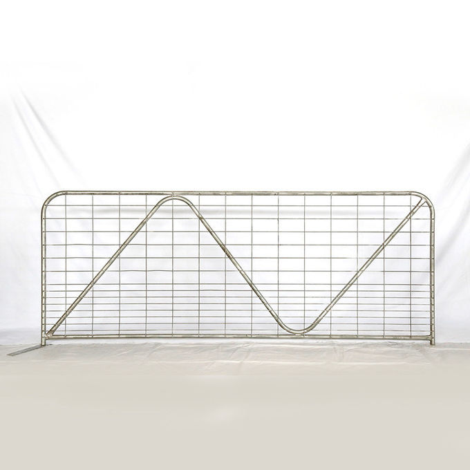 12ft General Purpose Metal Farm Gates Cattle Horse Sheep Yard Panels  Victoria ""