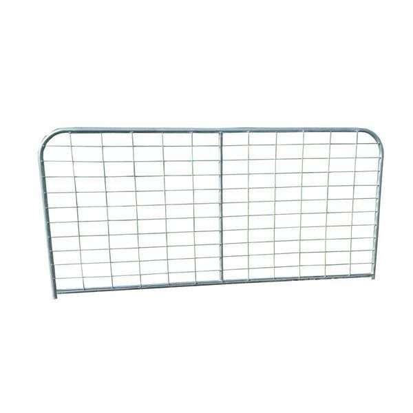 Gate I Stay 10' (3000mm) w/ Graduated mesh - Metal Farm Gates Brisbane