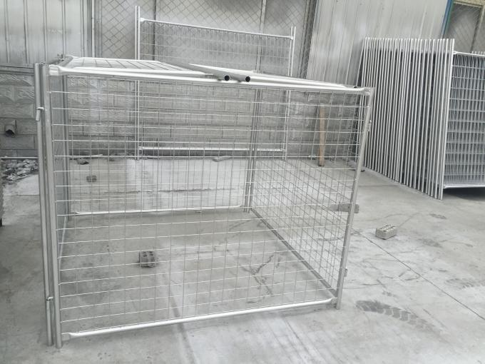Temporary Enclosure Rubbish Cage Containments For Perth / Fremental