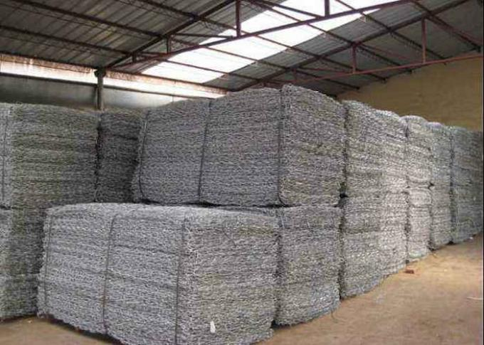 250g/M2 Zinc Coating Hot Dipped Galvanized Welded Wire Mesh For Rivers Control