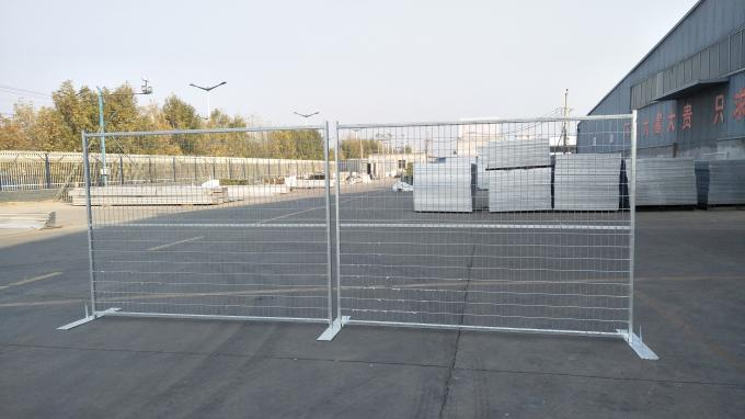 factory Canada standard temporary construction fence