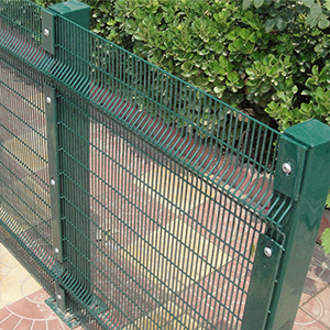 358 Security Metal Fence