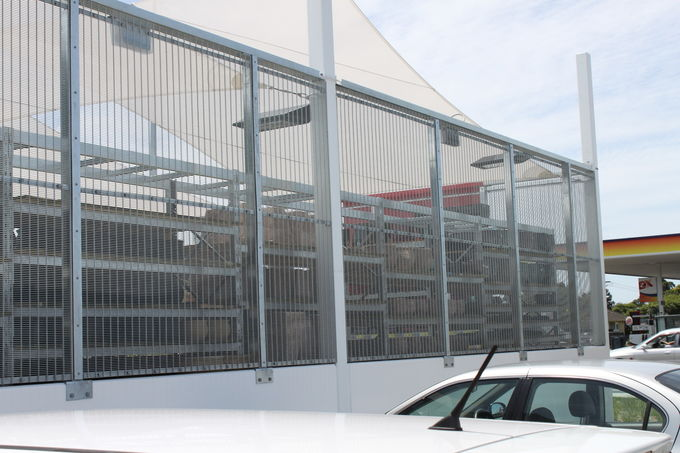 358 High Security no climb fence panels/ guaranteed High Security Fence /358mesh export to malaysia , south africa ,USA
