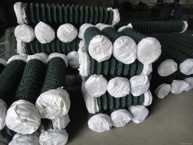 High Quality Cyclone Fence PVC Coated