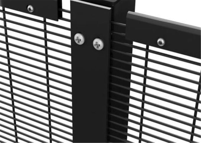 Millitary Galvanized 358 Security Fence