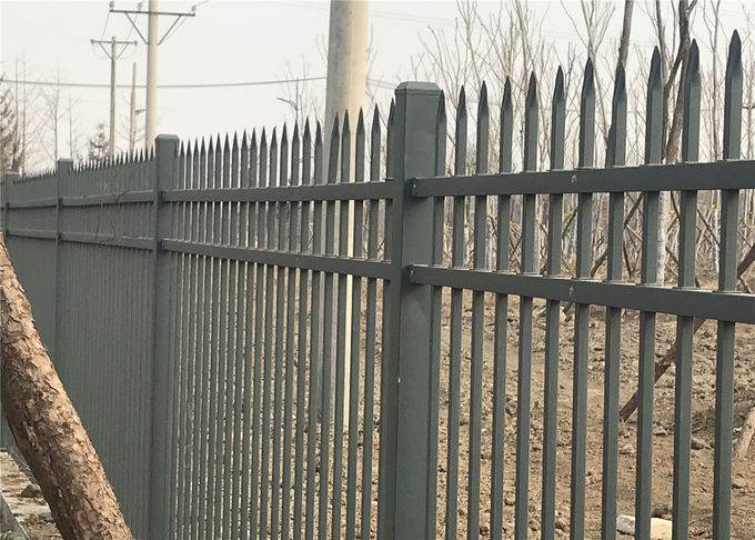 Garrison Fence Steel Tubular 40mm x 40mm for school