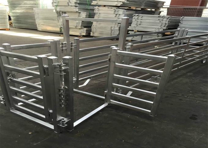 heavy duty cattle panel is usually called cattle panel, horse panel, livestock panel, corral panel