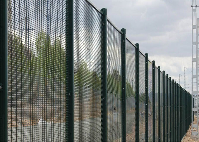 High Security Anti-climb 358 Fence /wire mesh fence