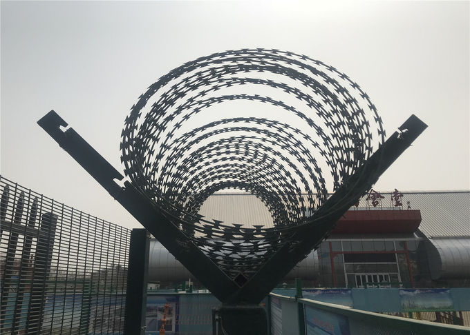 Heavy Duty 358 Mesh Panels Made In China ,High Securty ,Anti Cut Mesh ,Anti Climb ,High Security Mesh ,visible Wall