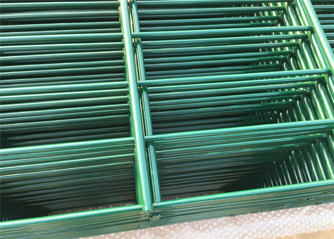 double horizontal wire 868 security fence (factory)