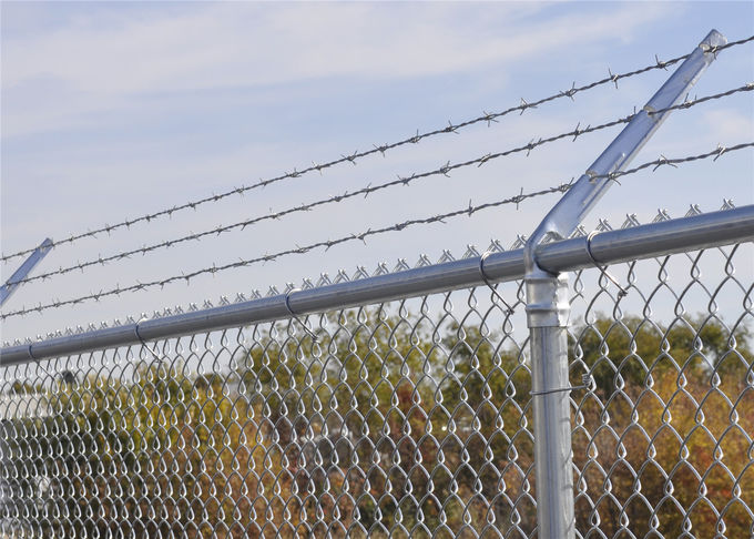 PVC Coated Chain Link Fence Manufacturers China ,ence Supplied